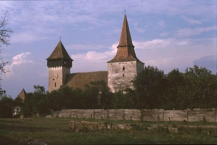 Biserica Fortificata Movile