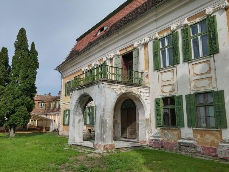 Palatul de Vara Avrig